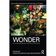 Wonder in Contemporary Artistic Practice by Mieves; Christian, 9781138855816