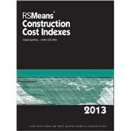 Cci October 2013 by Rsmeans Engineering Department, 9781936335817