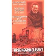 3 Negro Clscs by Johnson James Weldon, 9780380015818