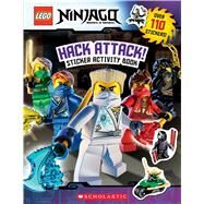 Hack Attack!: Sticker Activity Book (LEGO Ninjago) by Unknown, 9780545685818