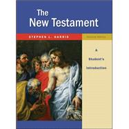 The New Testament: A Student's Introduction by Harris, Stephen, 9780073535821
