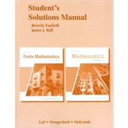 Student Solutions Manual for Finite Mathematics and Mathematics with Applications