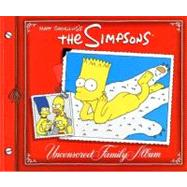 The Simpsons Uncensored Family Album by Groening, Matt, 9780060965822