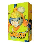 Naruto Box Set 1 Volumes 1-27 with Premium by Kishimoto, Masashi; Kishimoto, Masashi, 9781421525822