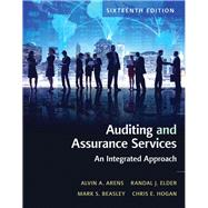 Auditing and Assurance Services by Arens, Alvin A.; Elder, Randal J.; Beasley, Mark S.; Hogan, Chris E., 9780134065823