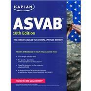 Kaplan ASVAB by Kaplan, 9781609785826