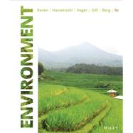 Environment by Raven, Peter H.; Hassenzahl, David M.; Hager, Mary Catherine; Gift, Nancy Y.; Berg, Linda R., 9781118875827