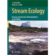 Stream Ecology by Allan, J. David; Castillo, Maria M., 9781402055829