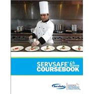 ServSafe CourseBook with Answer Sheet by National Restaurant Association, Association Solutions, 9780133075830