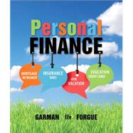 Personal Finance by Garman,E. Thomas, 9781133595830
