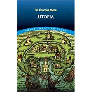 Utopia by More, Thomas, 9780486295831