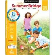 Summer Bridge Activities 3-4 by Summer Bridge Activities, 9781483815831