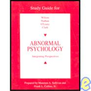 Abnormal Psychology by Wilson, G. Terence; O'Leary, K. Daniel, 9780205175833