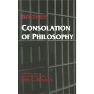Consolation of Philosophy by Boethius; Relihan, Joel C., 9780872205833