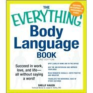 The Everything Body Language Book by Hagen, Shelly; Devito, Joseph A. (CON), 9781440525834