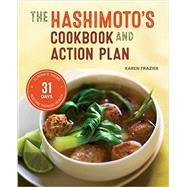 Hashimoto's Cookbook and Action Plan by Frazier, Karen, 9781623155834
