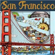 San Francisco by Andrews McMeel Publishing LLC, 9781449455835