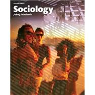Sociology, Books a la Carte Edition Plus NEW MySocLab for Introduction to Sociology -- Access Card Package by Macionis, John J, 9780134245836
