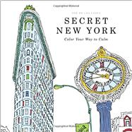 Secret New York by de Las Cases, Zoe, 9780316265836