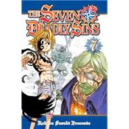 The Seven Deadly Sins 7 by Suzuki, Nakaba, 9781612625836
