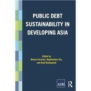 Public Debt Sustainability in Developing Asia by Ferrarini; Benno, 9780415705837