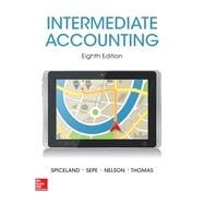 Intermediate Accounting, 8th Edition by Spiceland, J. David;   Sepe, James;   Nelson, Mark, 9780078025839