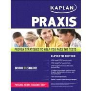 PRAXIS Book + Online by Kaplan, 9781609785840