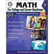 Math for College and Career Readiness, Grade 7 by Henderson, Christine; Mace, Karise; Fowler, Stephen; Jones-lewis, Amy; Dieterich, Mary, 9781622235841
