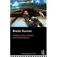 Blade Runner by Coplan; Amy, 9780415485845