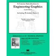 Concise Introduction to Engineering Graphics (4th Edition) : With Workbook A by Sexton, Timothy J., 9781585035847