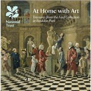 At Home With Art by National Trust, 9781843595847