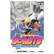 Boruto Naruto Next Generations 2 by Kishimoto, Masashi (CRT); Kodachi, Ukyo; Ikemoto, Mikio, 9781421595849