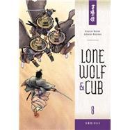 Lone Wolf & Cub Omnibus 8 by Koike, Kazuo; Kojima, Goseki; Lewis, Dana; Digital Chameleon (CON); Miller, Frank (CON), 9781616555849