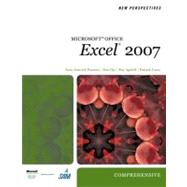New Perspectives on Microsoft Office Excel 2007, Comprehensive by Parsons,June Jamrich, 9781423905851