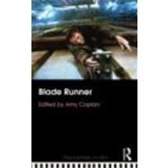 Blade Runner by Coplan; Amy, 9780415485852