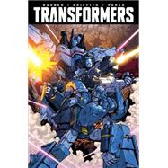 Transformers 8 by Barber, John; Griffith, Andrew; Ramondelli, Livio (CON); Griffith, Andrew (CON), 9781631405853