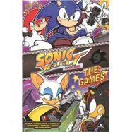 Sonic Select Book 9: The Games by SONIC SCRIBES, 9781936975853