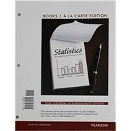 Statistics, Books a la Carte Edition Plus MyLab Statistics with Pearson eText -- Access Card Package by Agresti, Alan; Franklin, Christine A.; Klingenberg, Bernhard, 9780134435855