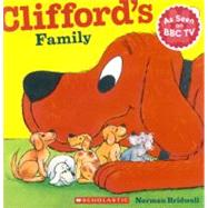 Clifford's Family by Bridwell, Norman, 9780545215855
