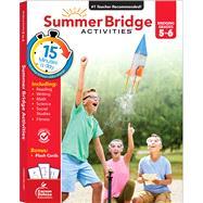 Summer Bridge Activities 5-6 by Summer Bridge Activities, 9781483815855