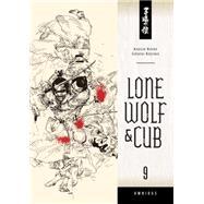 Lone Wolf & Cub Omnibus 9 by Koike, Kazuo; Kojima, Goseki, 9781616555856