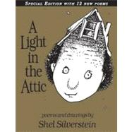 A Light in the Attic: Special Edition by Silverstein, Shel, 9780061905858
