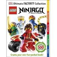 Ultimate Factivity Collection: LEGO NINJAGO by DK Publishing, 9781465435859