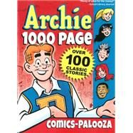 Archie 1000 Page Comics-Palooza by ARCHIE SUPERSTARS, 9781936975860