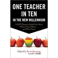 One Teacher in Ten in the New Millennium by JENNINGS, KEVIN, 9780807055861