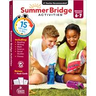 Summer Bridge Activities 6-7 by Summer Bridge Activities, 9781483815862