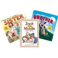 Sibling Book Set by Michels, Dia; Bell, Fred; Michels, Zaydek; Liegey, Dan; Michels-gualtieri, Akaela, 9781930775862