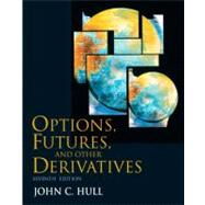 Options, Futures, and Other Derivatives with Derivagem CD by Hull, John C., 9780136015864