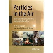 Particles in the Air by Brugge, Doug, 9783319895864