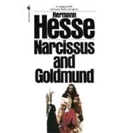 Narcissus and Goldmund by HESSE, HERMANN, 9780553275865